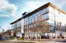 Veidekke bygger om kontorshus  i centrala Göteborg åt Vasakronan