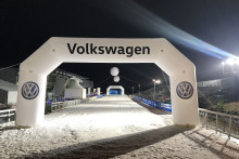 Volkswagen rivstartar vintern