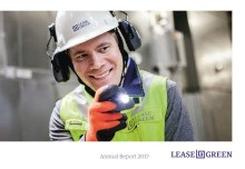 LeaseGreens tillväxt fortsatt snabb under år 2017