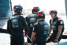 BT Sport unveils schedule for America's Cup this summer