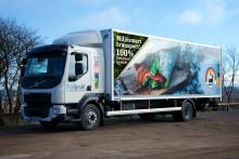 100 procent fossilfria brödtransporter i Jämtland och Härjedalen