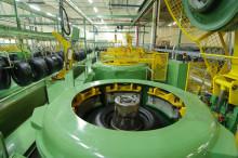 Goodyear Dunlop öppnar regummeringsanläggning för premiumdäck för lastbilar i Wittlich, Tyskland