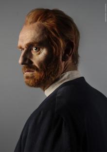 Vincent – premiär för monolog med Fredrik Gunnarson