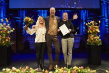 Lundbergs vinnare av Kundkristallen