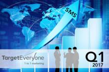 TargetEveryone tar stadig nye markedsandeler i et sterk voksende SMS-marked!