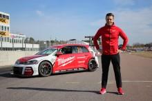 Andreas Ahlberg klar för STCC 2020 i Kågered Racings storsatsning