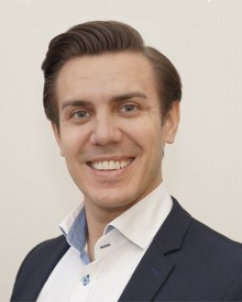 Vi presenterar Storstockholms nya regionordförande - Jimmy Dahlström!