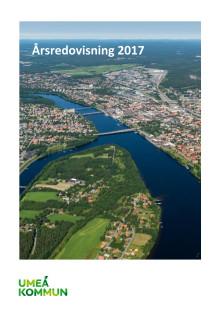 Årsredovisning 2017, Umeå kommun