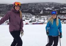 Snösäkra Ramundberget öppnar idag för alpin skidåkning och Halloweenbus