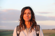 Follow in Julia Bradbury's Footsteps on a Jurassic Coast Path Walking Holiday: Ramblers Walking Holidays' Ambassador Julia Bradbury returns to TV this Friday with 'BRITAIN'S BEST WALKS'