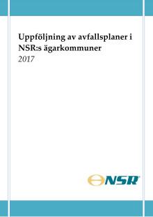 Avfallsplansuppföljning 2017
