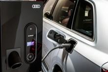 Audi hjemmebatteri til intelligent styring af grøn strøm