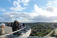 Kretsloppsveckan i Borås - Öppet Hus på kraftvärmeverket