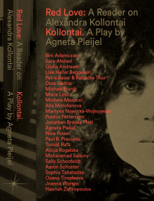 "Konstfack CuratorLab launches the book ""Red Love: A Reader on Alexandra Kollontai"""