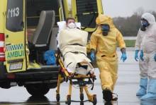 Norges første Ebola-øvelse på Flesland