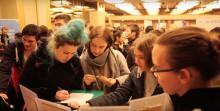 Skarpt Läge: jobbmässan där unga arbetssökande matchas med företag
