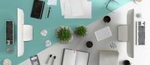Technologie en 2025 et les 7 étapes du bureau à l'écosystème