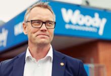 Woody öppnar helt ny anläggning i Stockholm!