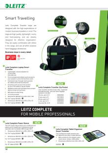 Leitz Complete Smart Traveller sortiment - English