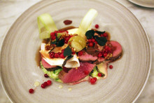 Brasseriet kickstartar året med en ny meny