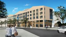 Skanska säljer förskola och äldreboende i Västra Hamnen, Malmö, för 295 miljoner kronor