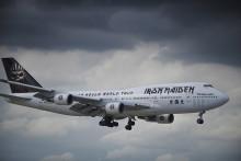 Presseinvitasjon: Ed Force One til Oslo Lufthavn
