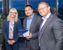 Tata Consultancy Services recognized with special award from Thales Group