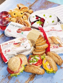 FRIA, Sweden's favourite gluten-free bread arrives in the UK