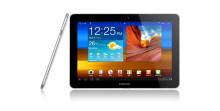 Besök vår monter - vinn en Galaxy Tab 2!