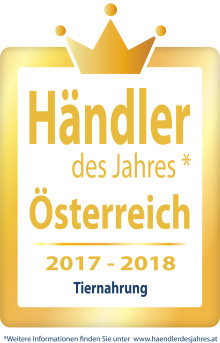 Fressnapf Österreich erneut Händler des Jahres