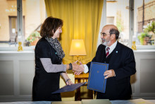 FAO inleder unikt samarbete med We Effect