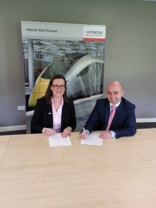 Mechan to supply both internal and external traversers for new Hitachi Rail Europe factory in Newton Aycliffe