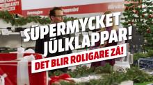 Jul, rim och nya karaktärer i MediaMarkts julkampanj
