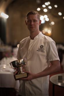 Magnus Santesson från Stadshuskällaren kvalificerad som Sveriges kandidat i Taittinger Prix Culinaire International
