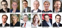 Samling för konsultbranschen som blickar framåt