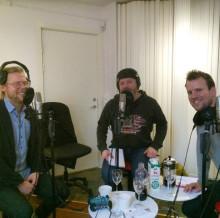 Sveriges första podcast om idrottspsykologi