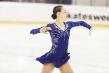 SM-medaljörer 2017 i konståkning – Östlund och Majorov