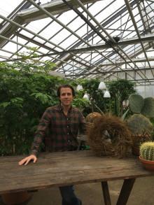 Ung VD i anrikt blomsterföretag