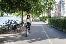 Airbaggen Hövding sidder nu på 100.000 cyklister