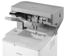 Brother amplía los accesorios para su gama profesional de impresoras láser con un nuevo finalizador grapador