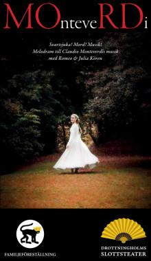 Program till föreställningen Monteverdi 25 augusti-9 september 2012