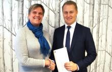 Nytt avtal har träffats mellan KFS och Kommunal för branschen Personlig assistans