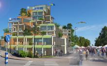 Nytt klimatsmart kvarter i Hagfors