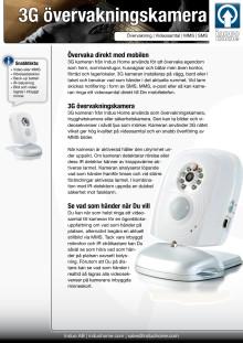 3G kamera från Induo Home