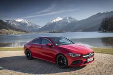 Mercedes-Benz CLA säkrast bland de säkra