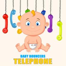 """Sjungande bebisar gör succé med låten """"Telephone"""""""
