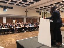 Bamboosh Celebrates at UK Sales and Marketing Regional Conference