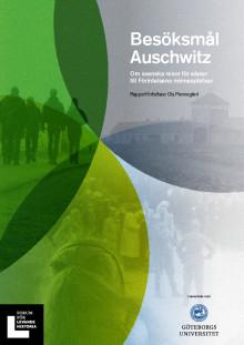 Unik studie om Auschwitz som besöksmål