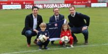 Bayernwerk ist neuer Hauptsponsor der SSV Jahn Fußballschule