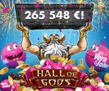 Jumalainen jackpot teki sunnuntaista super-päivän!